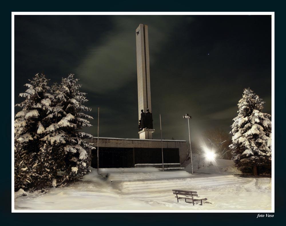 Strazica pod snijegom