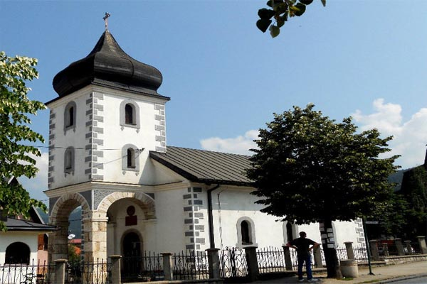 crkva sv petke