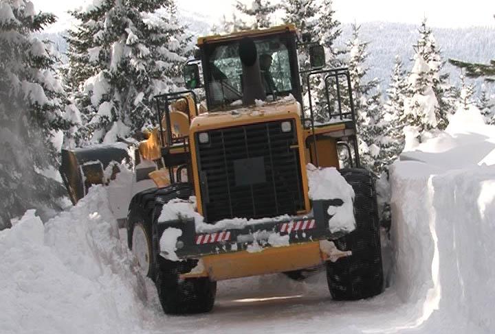 snijeg kosanica pljevlja