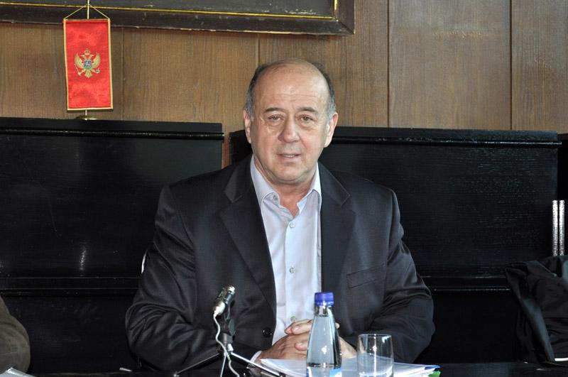 Rudnik uglja - izvrsni direktor Vuk Rocen
