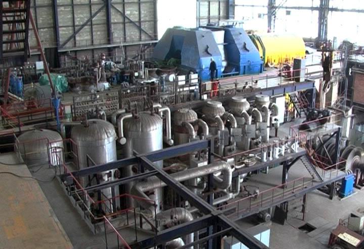 termoelektrana remont