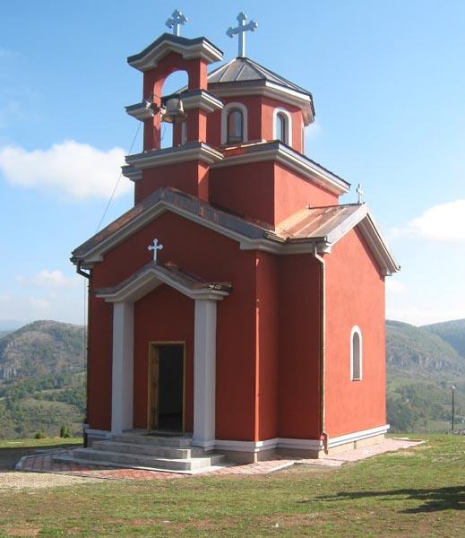 crkva u brvenici