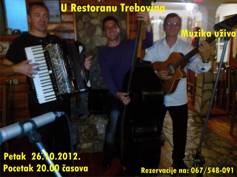 """Proslavite Bajram u restoranu """"Trebovina""""   Najnovije vijesti iz Pljevalja"""