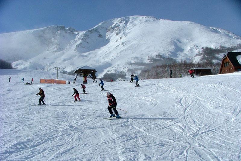 sezona skijanja