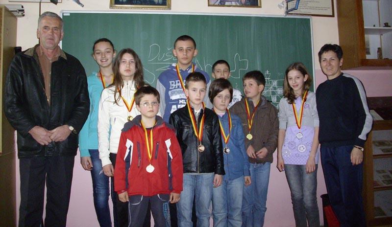 Nagradjeni Prvenstvo OS R.Pavlovic 2013