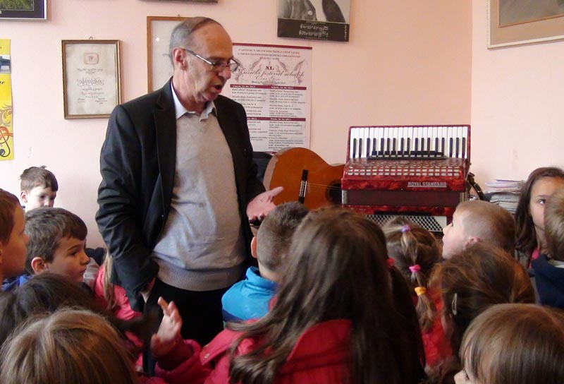 Posjeta muzickoj skoli 2