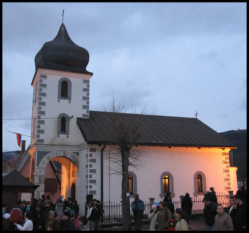Pljevlja crkva Svete Petke