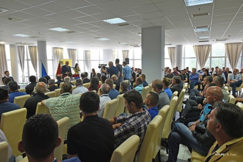 2017 05 19 Pljevlja - PPV i ministar Milutin Simovic - posjeta Opstini - FOTO (50)