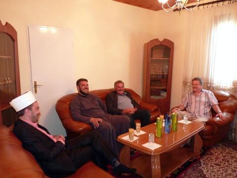 Posjeta Islamskoj zajednici
