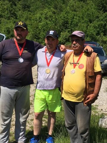 Liga spotski ribolov pobjednici