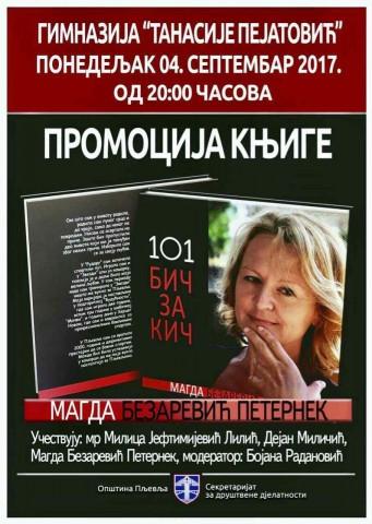 Magda Bezarevic Peternek kic za bic