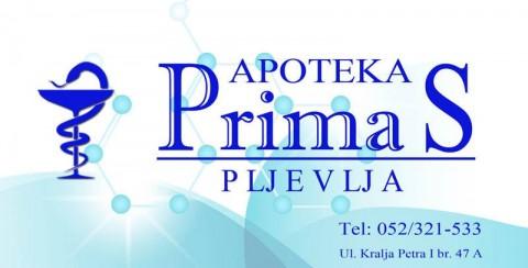 Apoteka Prima S