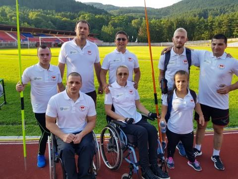 paraolimpijci Crne Gore Pripreme za EP u Pljevljima 2018.