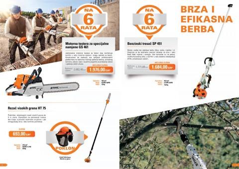 Jesenja akcija brošura CG-5