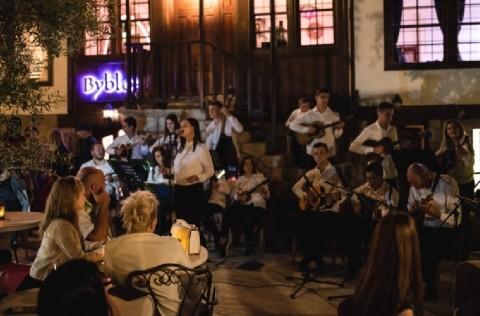 koncert Gradskog amburaškog orkestra Pljevlja u Podgorici 11
