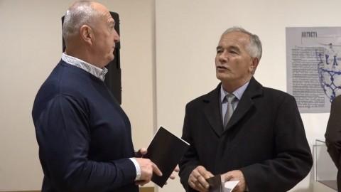 izložba Zavičajnog muzeja u Domu kulture Mirko Đačić i akademik