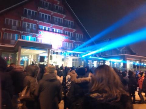Doček pravoslavne Nove godine 2019 Pljevlja 2