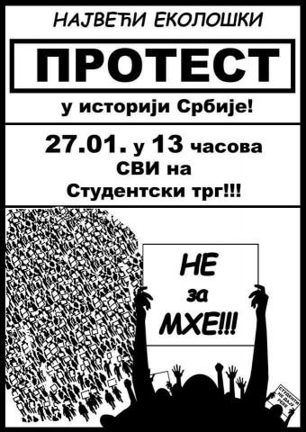 PROTES ED BREZNICA